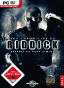 Logo for The Chronicles of Riddick: Assault on Dark Athena