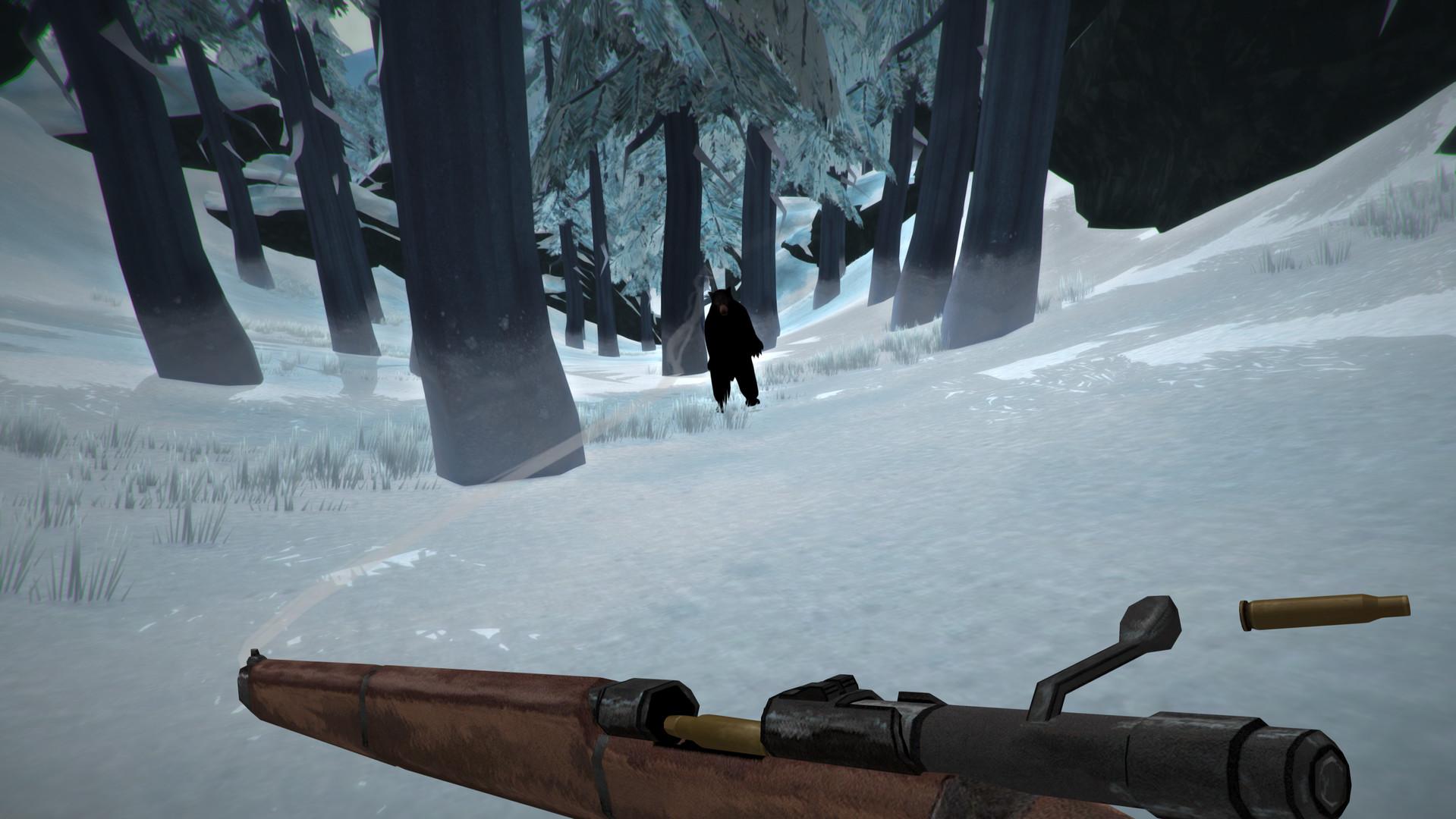 The Long Dark: Screenshot zum Titel.