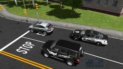 City Car Driving: Screenshot zum Titel.