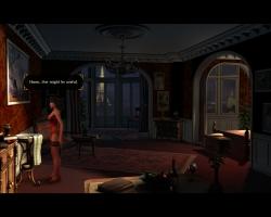 Mata Hari: Screenshot zum Titel.