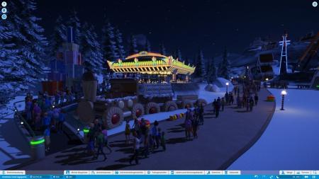 Planet Coaster: Screenshots aus dem Spiel