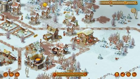 Townsmen: Screenshots aus dem Spiel