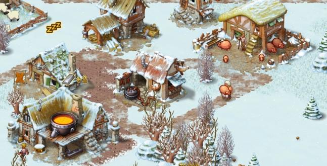 PC Test - Townsmen Vom Mobile Game zum PC Spiel - Wie wird der Titel sich auf dem Computer machen?