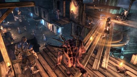 Mordheim: City of the Damned: Screen zum Spiel.