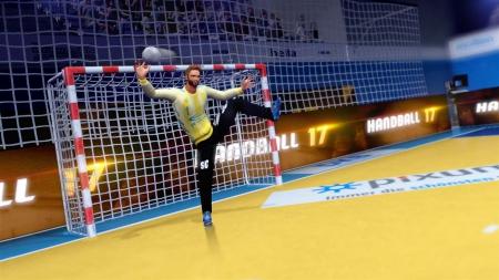 Handball 17: Screen zum Spiel Handball 17.