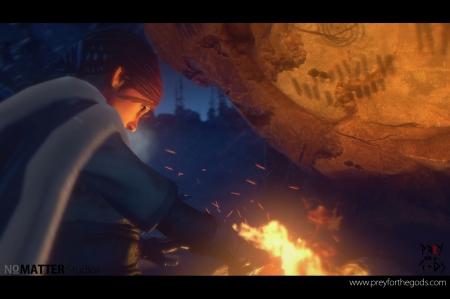 Prey for the Gods: Screen zum Spiel Prey for the Gods.