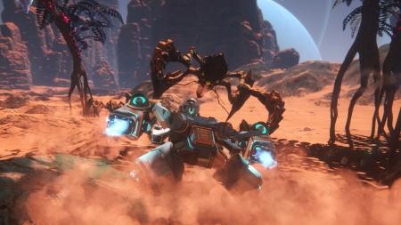 Osiris: New Dawn: Screenshot zum Titel.