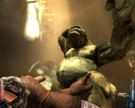 Dark Messiah of Might & Magic: Screenshot zum Titel.