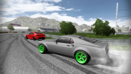 Peak Angle: Drift Online: Screen zum Spiel Peak Angle: Drift Online.