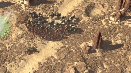 SpellForce 3: Screenshot zum Titel.