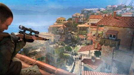 Sniper Elite 4 - Launch-Trailer und neue Details zum Season Pass