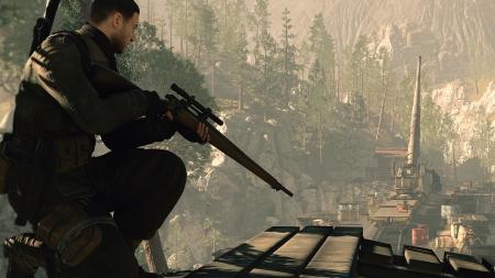 Sniper Elite 4 - Titel wird die Hardware von PlayStation4 Pro und DirectX 12 voll unterstützen