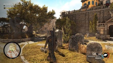 Sniper Elite 4 - Doppelte FPS Zahl auf der PS4 Pro bestätigt