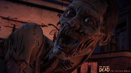The Walking Dead: A New Frontier: Screen zum Spiel The Walking Dead: A New Frontier.