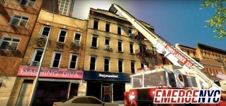 EmergeNYC: Screen zum Spiel EmergeNYC.