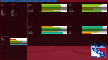 Franchise Hockey Manager 3: Screenshots aus dem Spiel