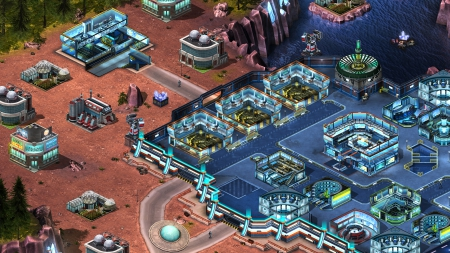 Operation: New Earth: Screen zum Spiel Operation: New Earth.