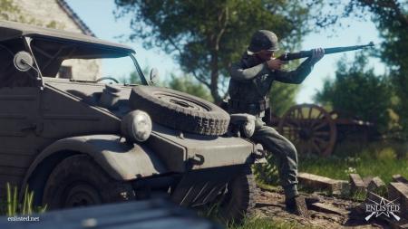 Enlisted - Neue Entwickler Informationen zum kommenden Multiplayer-Shooter veröffentlicht
