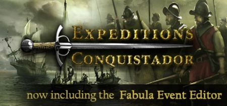 Expeditions: Conquistador - Expeditions: Conquistador