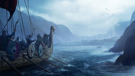 Expeditions: Viking: Screen zum Spiel Expeditions: Viking.