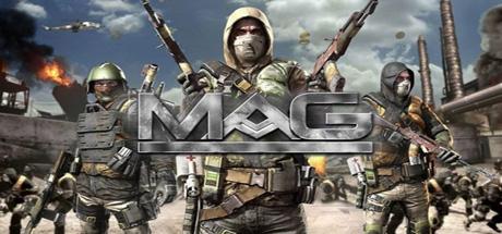 Logo for MAG