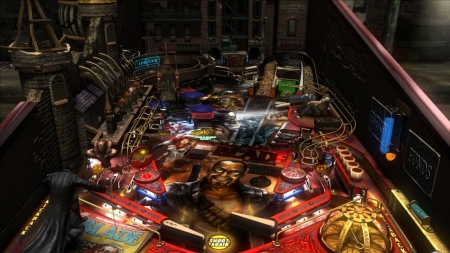 Pinball FX2: Screenshot zum Titel.