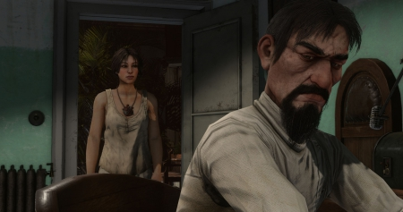 Syberia 3: Screenshot zum Titel.