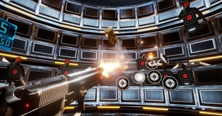 Lethal VR: Screenshot zum Titel.