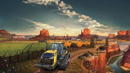 Landwirtschafts-Simulator 18: Art