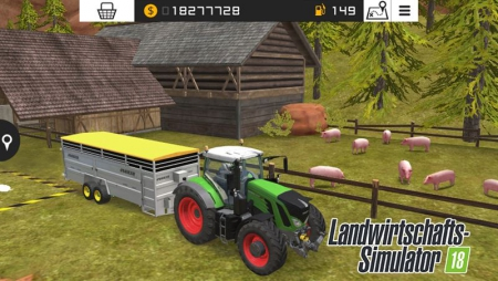 Landwirtschafts-Simulator 18: Official Screenshots
