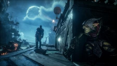 Styx: Shards of Darkness: Screenshot zum Titel.