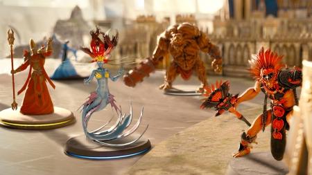 Might & Magic Showdown: Screen zum Spiel Might & Magic Showdown.