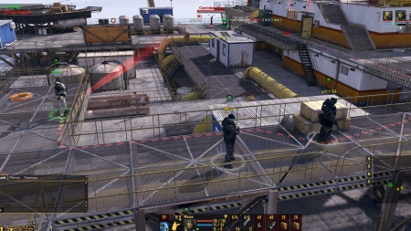 Lost Sector Online Europe: Screenshot zum Titel.