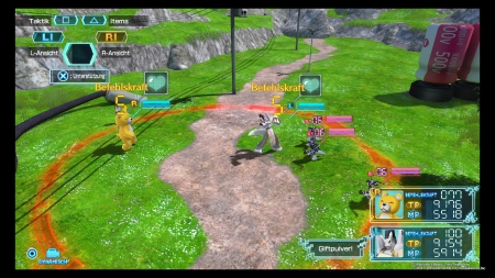 Digimon World - Next Order: Screenshots aus dem Spiel
