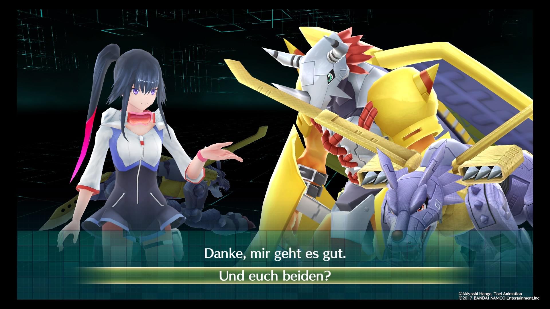 Digimon World - Next Order: Screenshots aus dem Spiel