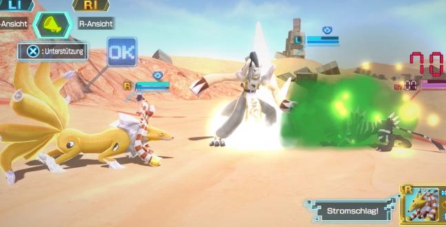 PS4 Test - Digimon World - Next Order Mit altem Gameplay und ein paar neuen Ideen geht es erneut in die Welt von Digimon World. Überzeugt der Titel?