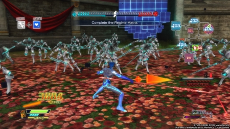 Fate / EXTELLA: The Umbral Star: Screenshots aus dem Spiel