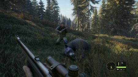 theHunter: Call of the Wild - Anfang Oktober kommen die Konsolenspieler in den Genuss der Jagdsimulation