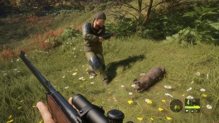 theHunter: Call of the Wild - Konsolen Fassung angekündigt - Unser Test zur PC Version