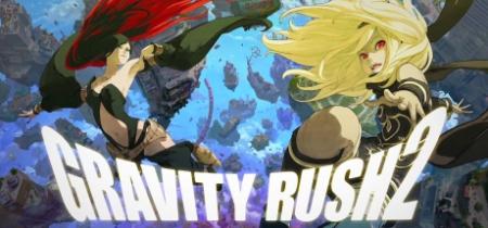 Gravity Rush 2 - Gravity Rush 2