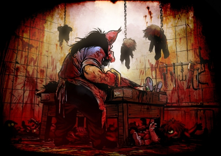 2Dark: Screen zum Spiel 2 Dark.