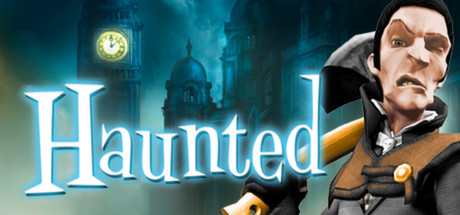 Logo for Haunted