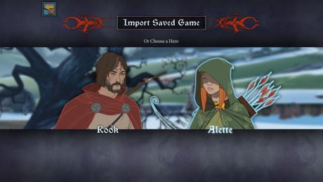 The Banner Saga 3: Screen zum Spiel.