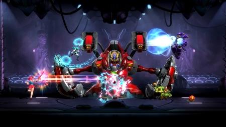 Hyper Universe: Screen zum Spiel.