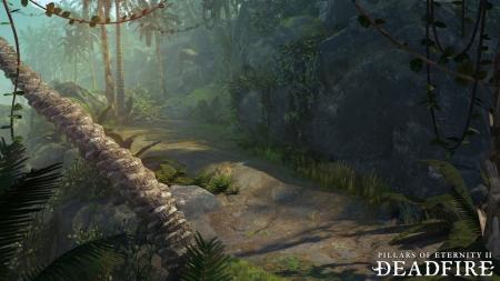 Pillars of Eternity 2: Deadfire: Screen zum Spiel Pillars of Eternity 2: Deadfire.