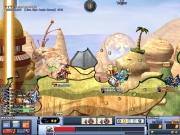 GunBound: Screenhot aus dem kostenlosen Onlinespiel GunBound