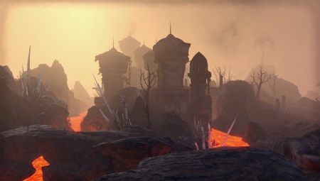 The Elder Scrolls Online: Morrowind: Screen zum Spiel The Elder Scrolls Online - Morrowind.