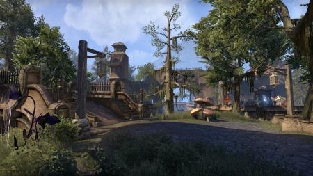 The Elder Scrolls Online - Morrowind: Screen zum Spiel The Elder Scrolls Online - Morrowind.