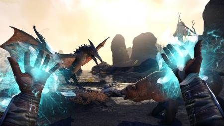 The Elder Scrolls Online: Morrowind: Official Screenshots - April