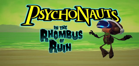 Psychonauts in the Rhombus of Ruin - Psychonauts in the Rhombus of Ruin